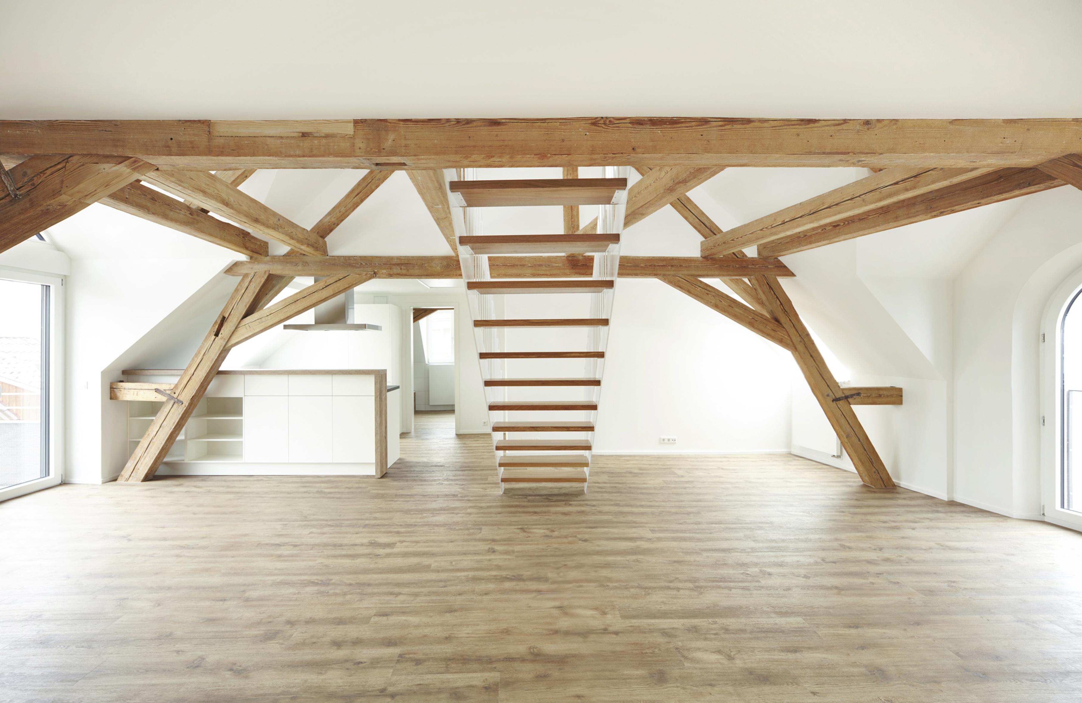 dachausbau mit seeblick – planart wurz   büro für architektur